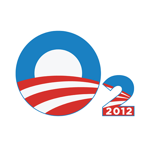 O2, Obama's second term teeshirt